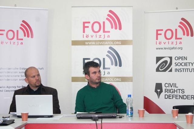 Foto Galeria: Grupi punues jo-formal diskutoi për problemet në prokurimin publik