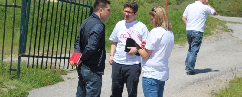 FOL Movement begins the implementation of the campaign