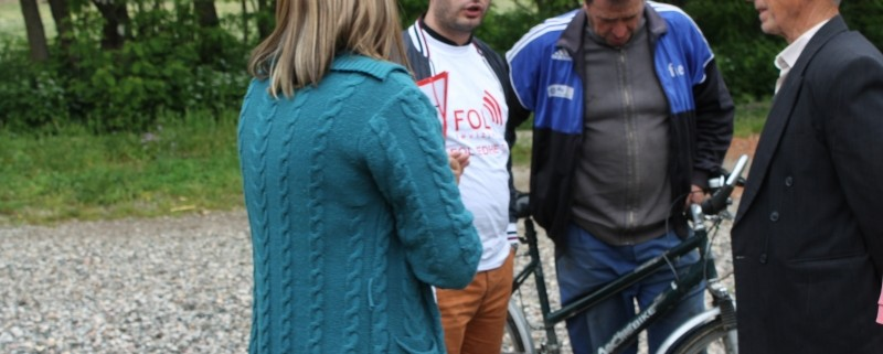 FOL Movement begins the implementation of the campaign8
