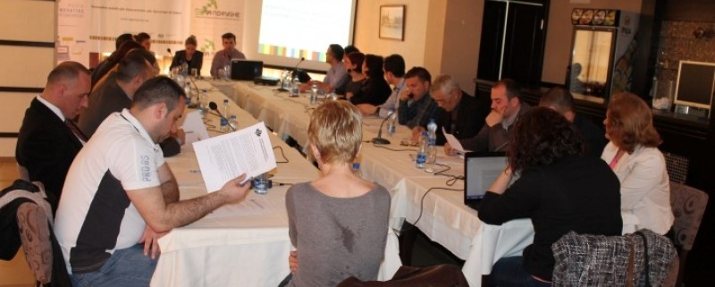 Public consultation on Open Government Partnership in Prizren Municipality