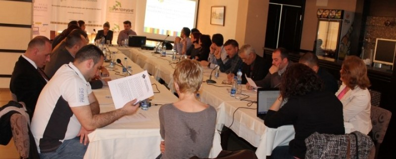 Public consultation on Open Government Partnership in Prizren Municipality2