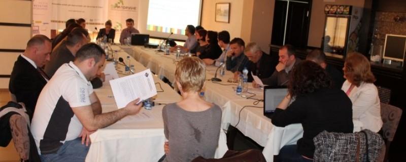 Public consultation on Open Government Partnership in Prizren Municipality
